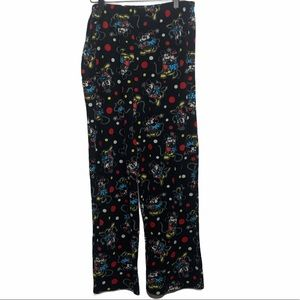 Disney Mickey & Minnie Pajama PJ Pants Large